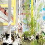Banyan Hub Building by Ecosistema Urbano