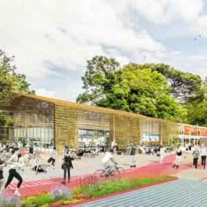 Ecosistema Urbano, CERVECERA-MEMORIA, fadura community center