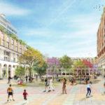 Febres Cordero open plaza by Ecosistema Urbano