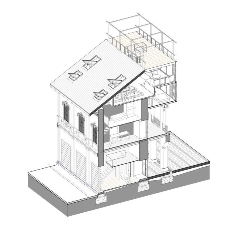 Febres Cordero design work in progress by Ecosistema Urbano