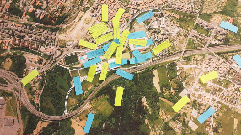 Participation, Ecosistema Urbano, Thinking Fadura