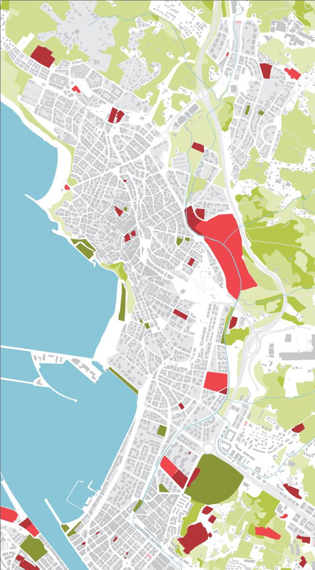 Ecosistema Urbano Thinking Fadura Map