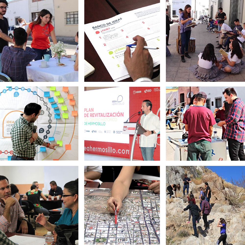 Idea Hermosillo Civic Engagement by Ecosistema Urbano