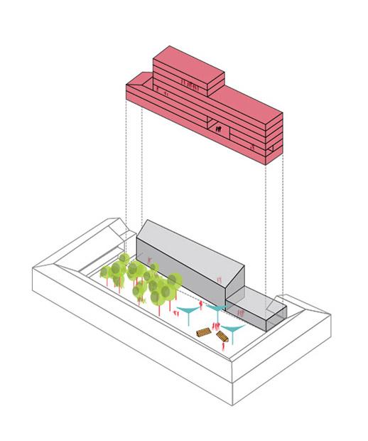 Diagram Febres Cordero by Ecosistema Urbano