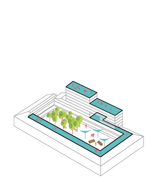Ground Diagram Febres Cordero by Ecosistema Urbano