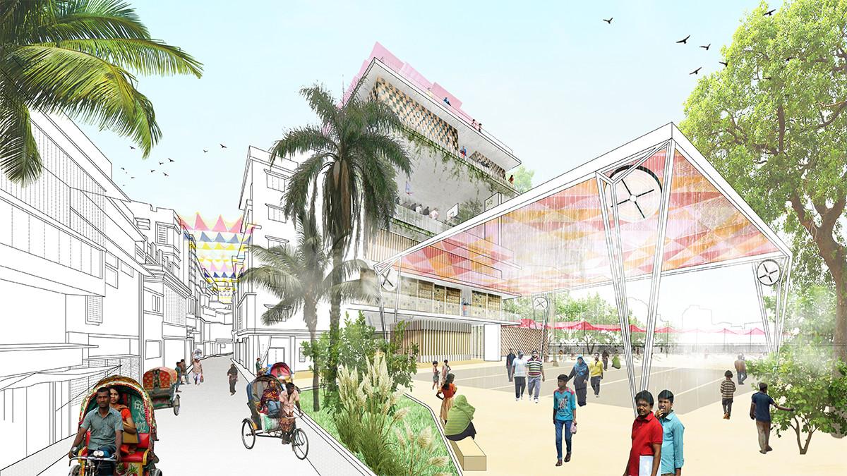 Dhaka ACTIVE BUILDINGS