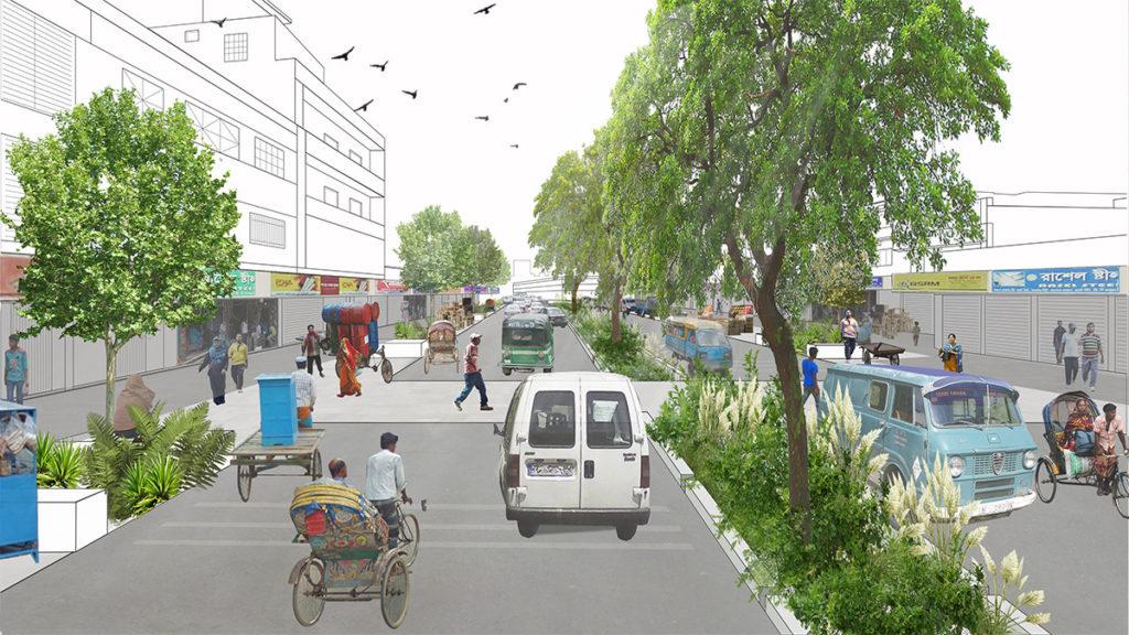 Dhaka Comfortable Streets