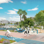 Harbor waterfront design by Ecosistema Urbano